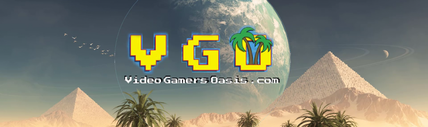 Video Gamers Oasis
